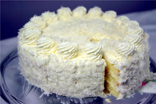 Cake Design Vanilla Rum Cake Recipe : Sweet Production - Cakes